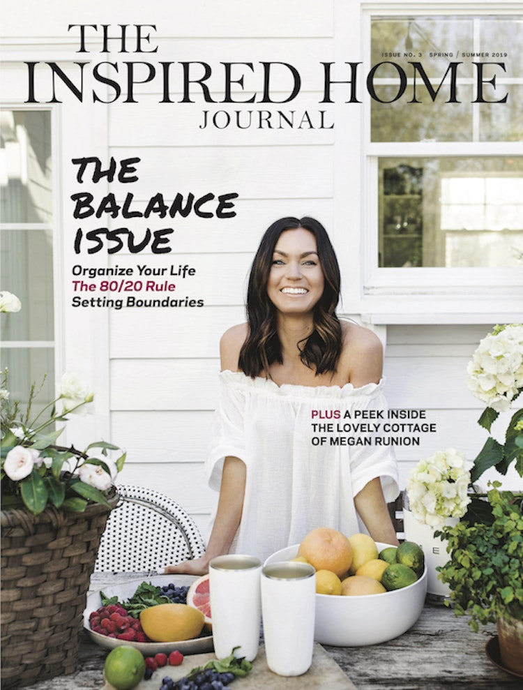The Spring/Summer Issue of The Inspired Home Journal Has Arrived