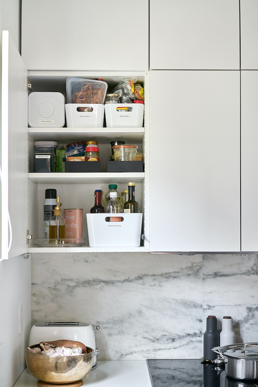 Give Your Pantry a Japandi-Style Minimalist Makeover