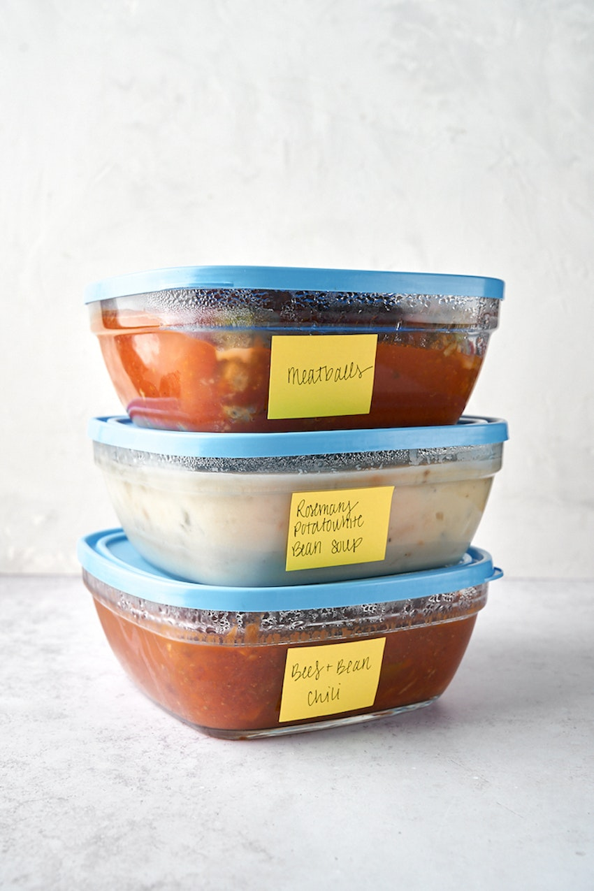Your Guide to Make-Ahead Freezer Meals