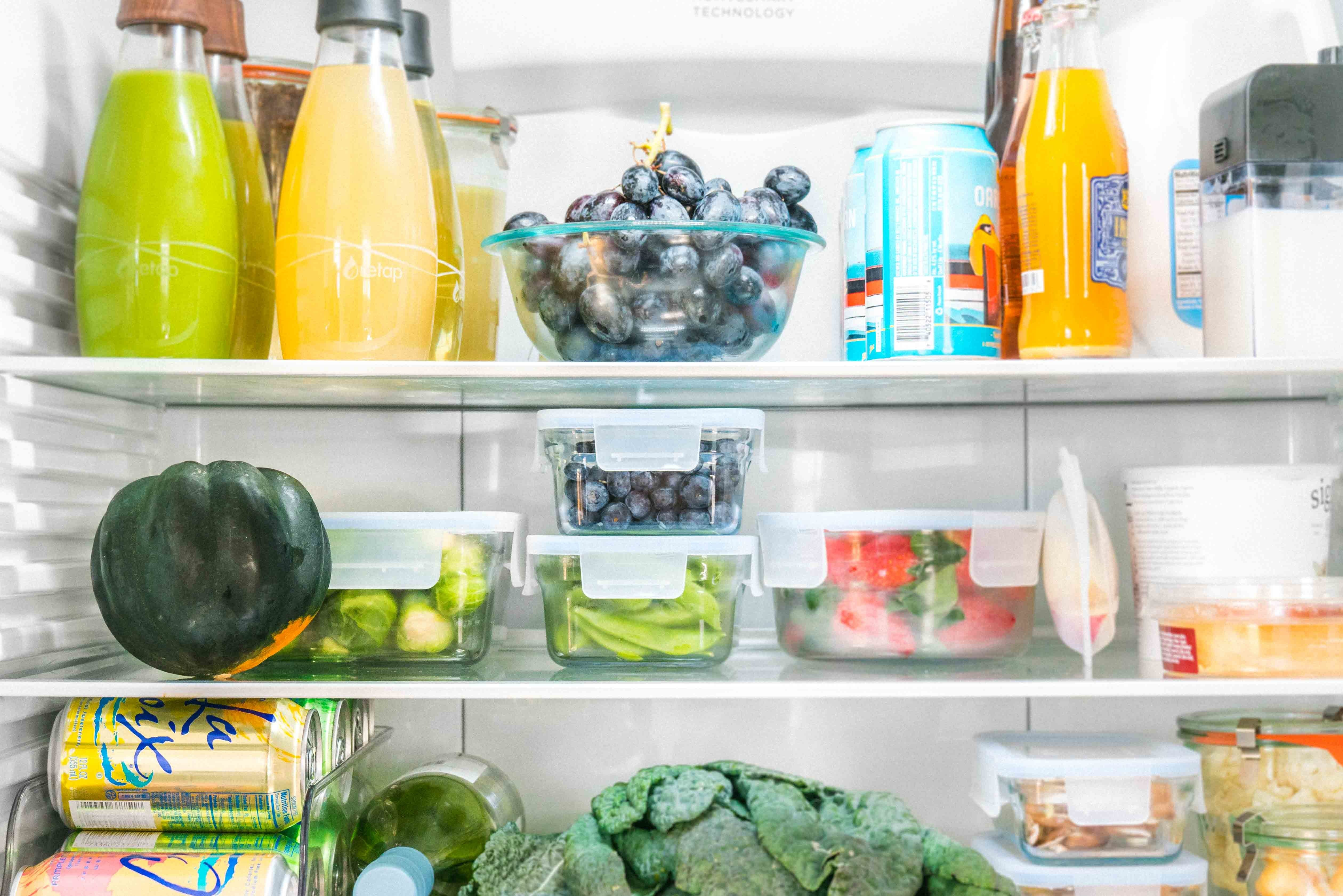 How a Dietitian Organizes Her Fridge for Healthy Eating Success