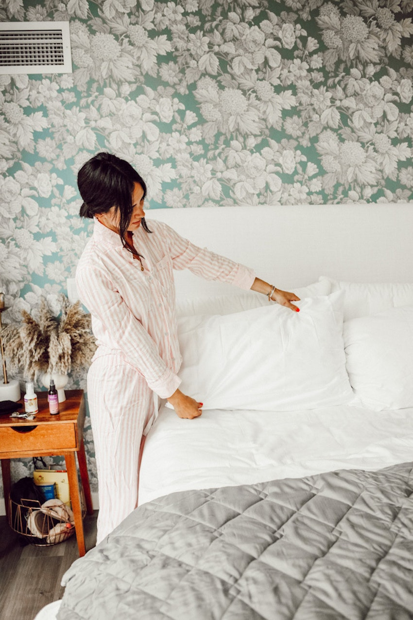 Improve Your Sleep Health By Adding These Four Things to Your Nightly Routine