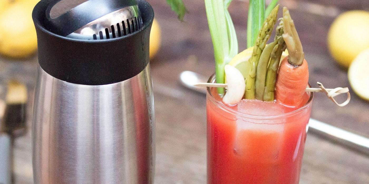 DIY Bloody Mary Bar