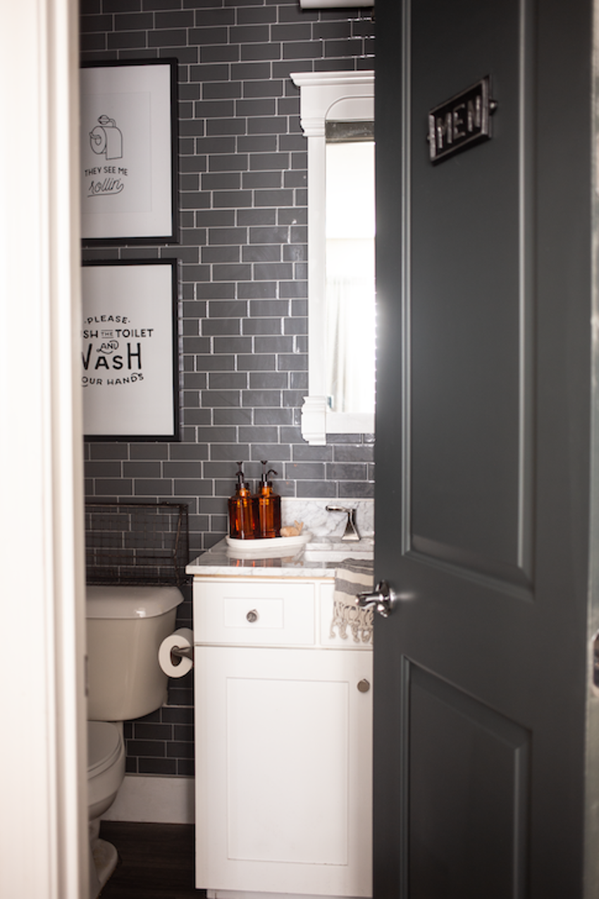 These Products Will Help You Organize Your Boys' Bathroom Into Tip-Top Shape