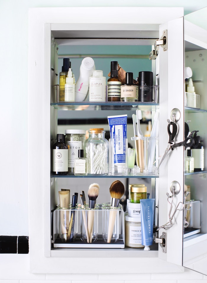 How To Organize Your Medicine Cabinet The Inspired Home