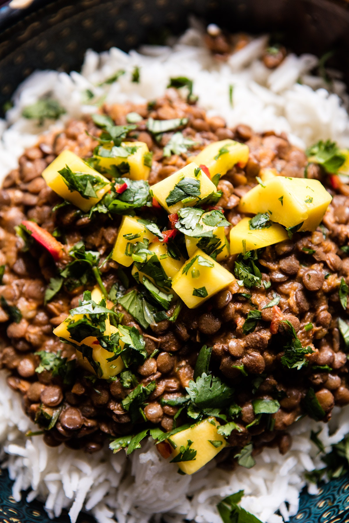 Indian Lentils 6