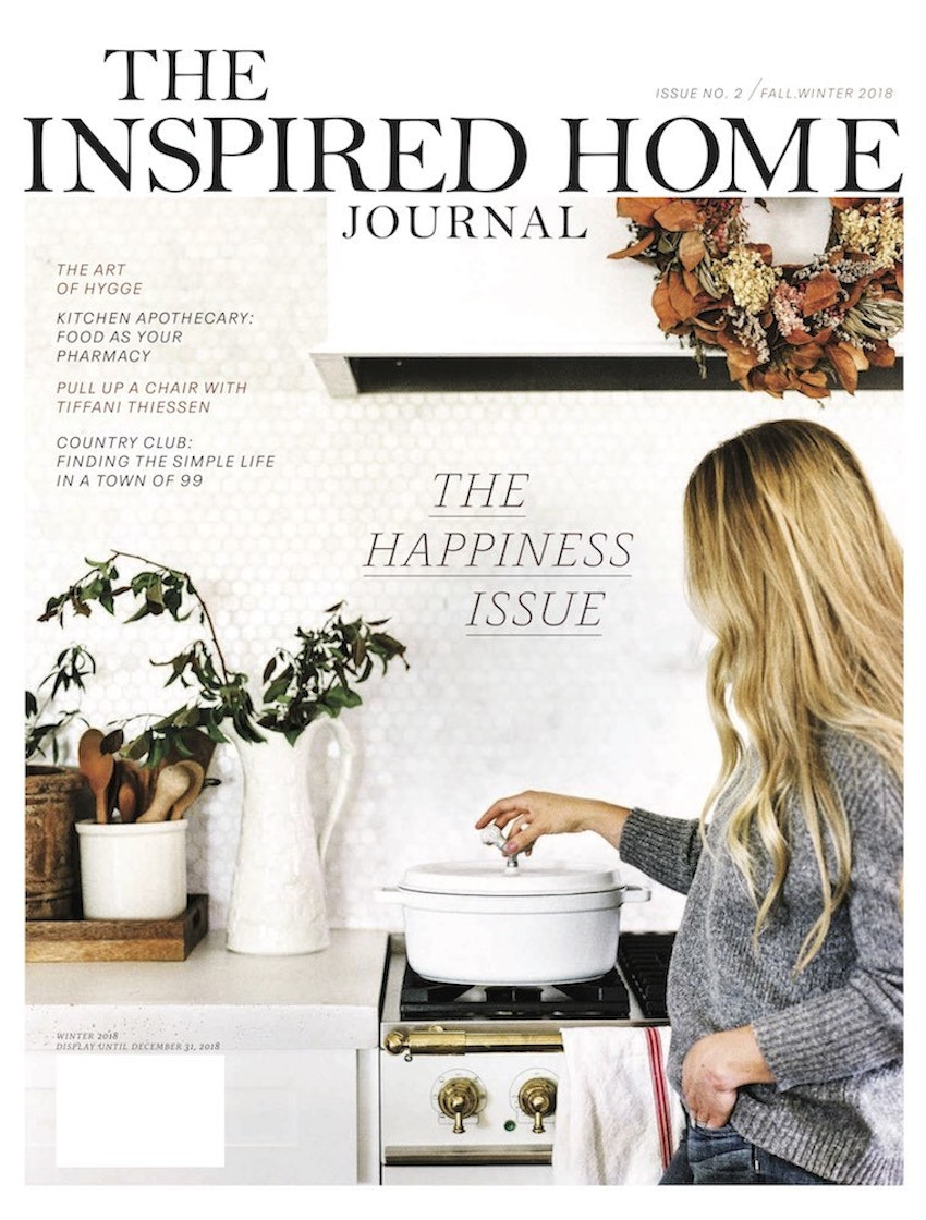 The Fall / Winter Issue of The Inspired Home Journal Is Here