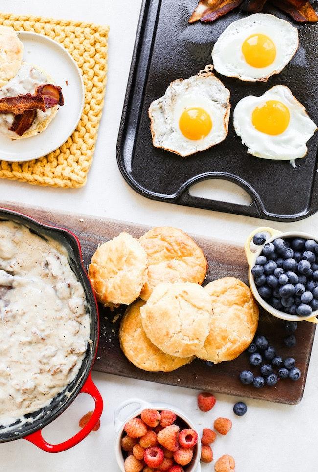 Make Sunday Breakfast Just Like Joanna Gaines
