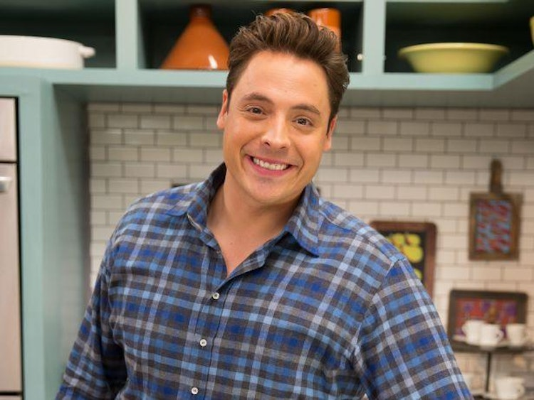 Jeff Mauro Profile Dana Claudat The Inspired Home