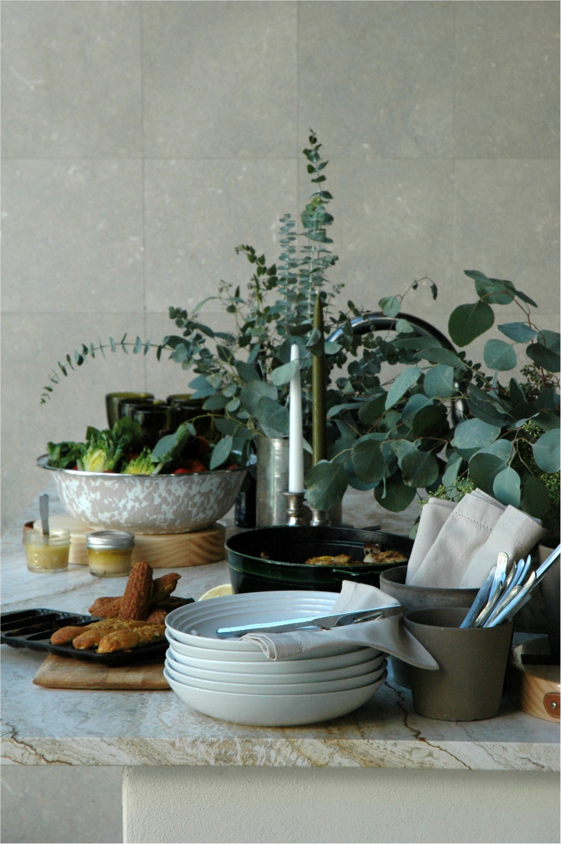 KF-IHA-Potluck-Dinner-Staub -LeCreuset -HamptonForge -LodgeCastIron -Architec -1