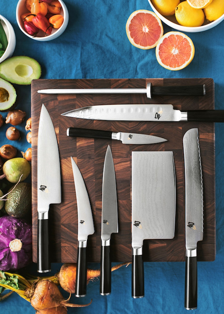 A Guide to Every Knife You Need in the Kitchen