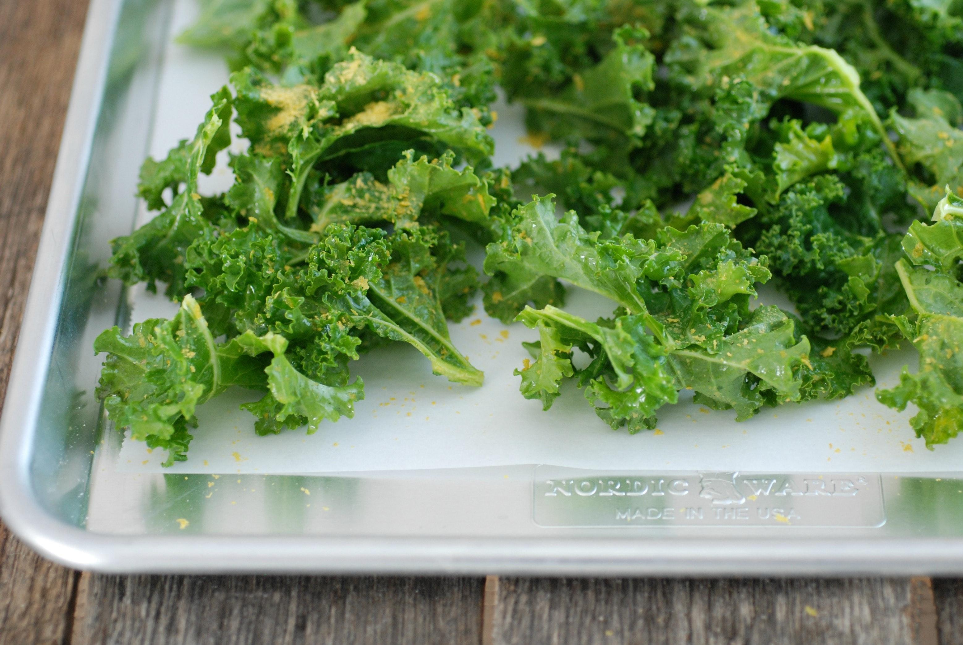 Kale Chips 7