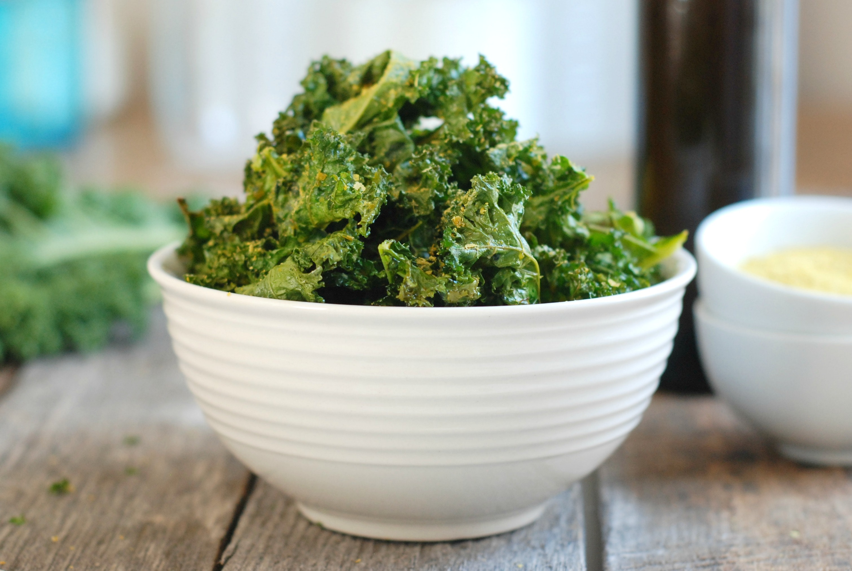 Kale Chips 8