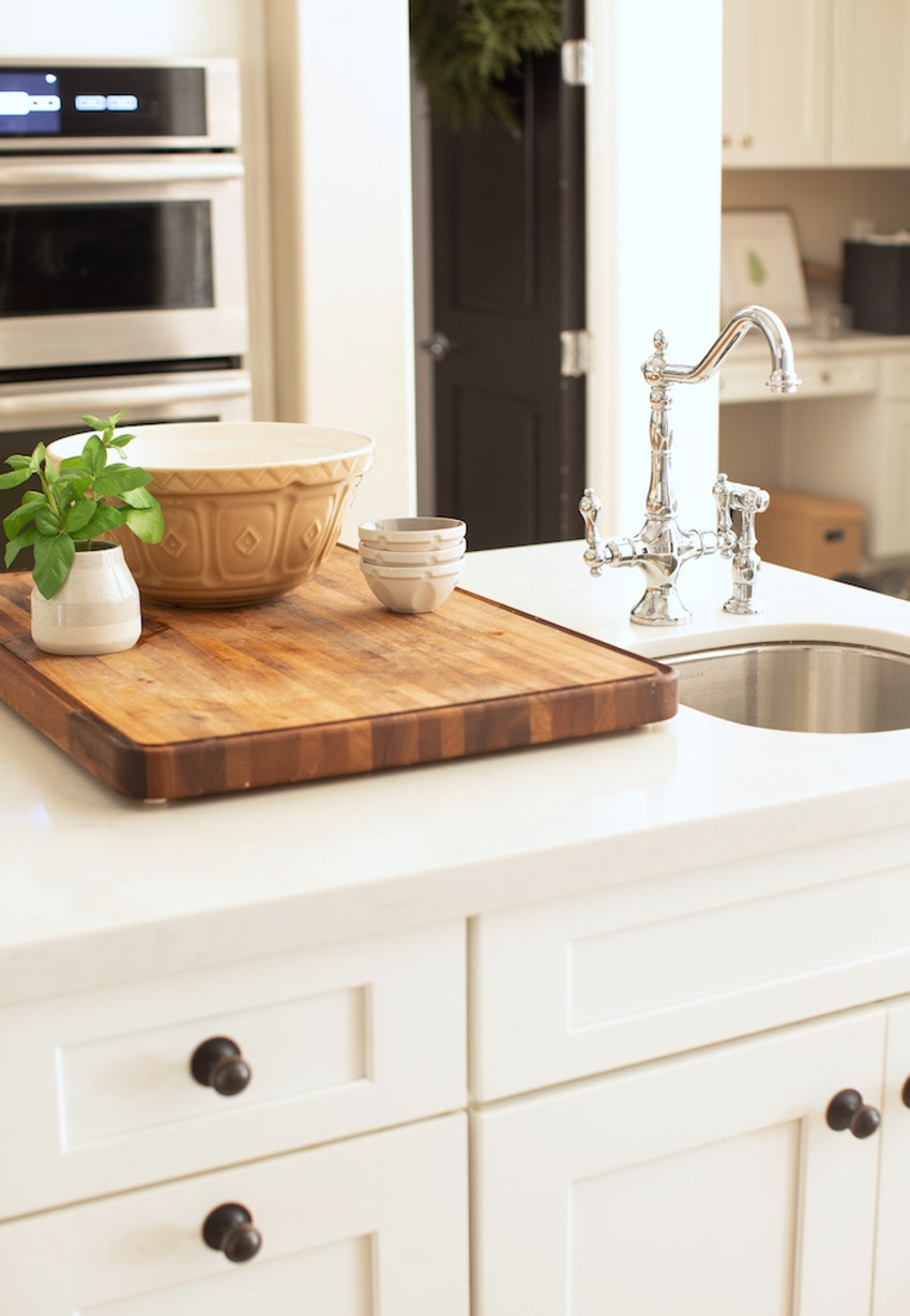 How to Organize Your Kitchen Prep Area