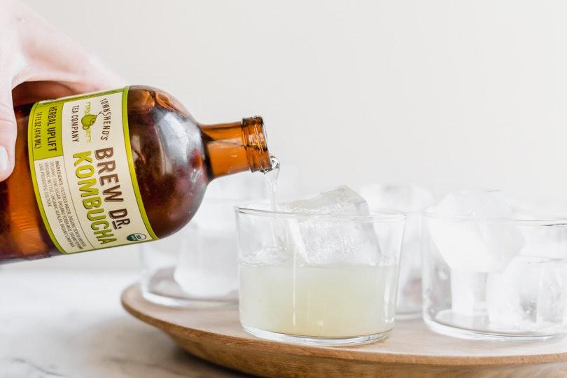 Kombucha Cocktails 2