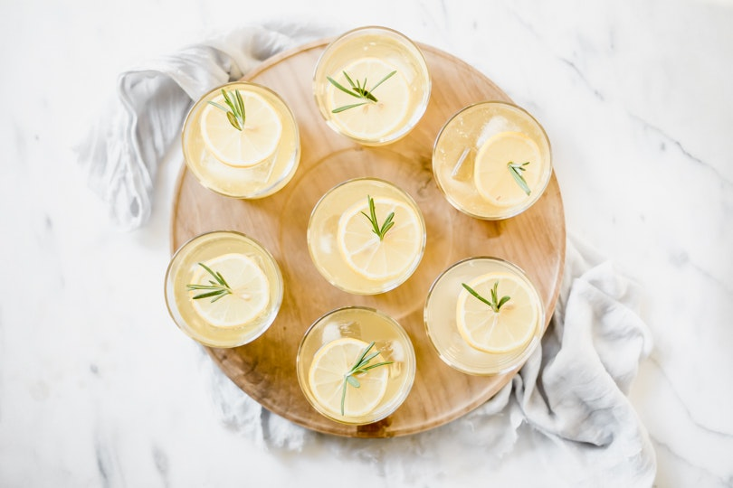 Kombucha Cocktails: The Light (But Still Festive) Holiday Drink