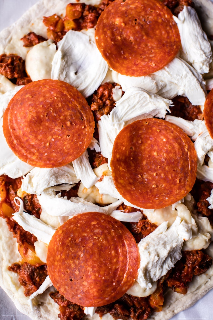 I had tomato paste in the pantry and searched Pinterest for recipes. This is perfect, thanks for sharing. I have the bread machine making the pizza dough, your fabulous sauce, frozen meatballs, red bell peppers, onion and cheeses to make a great pizza on the grill.
