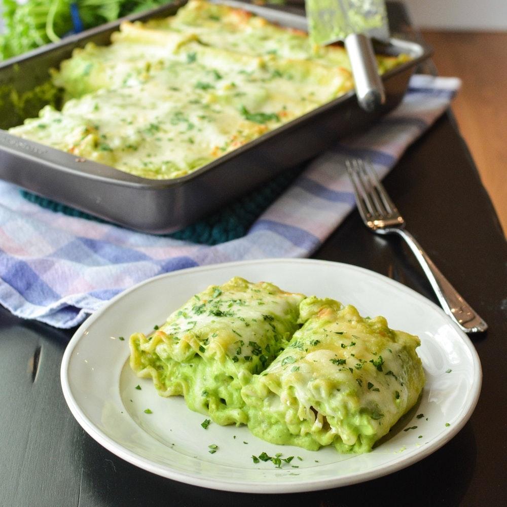 Lasagna Rollup 7