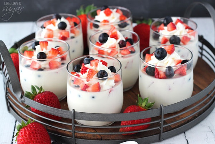 This Coconut & Lime Panna Cotta Makes the Perfect Summer Dessert