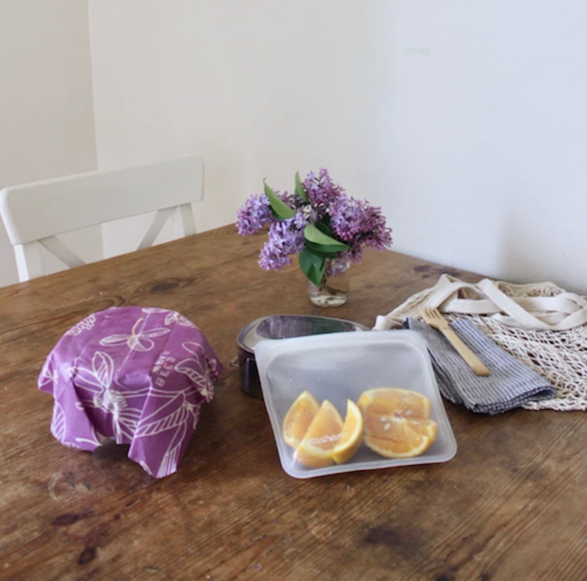 How to Pack a Litterless Lunch