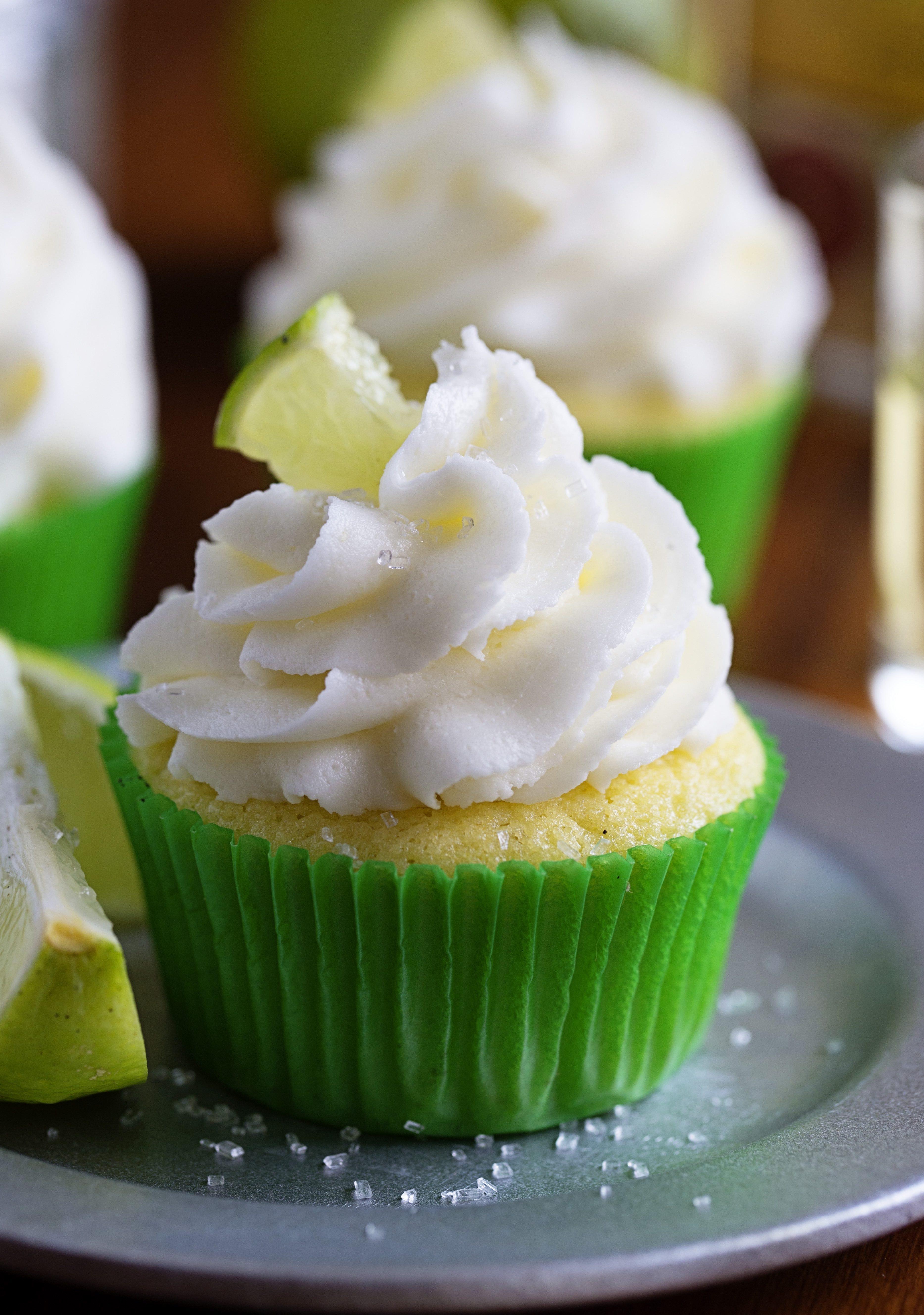 Margarita Cupcakes Amanda Rettkereszie