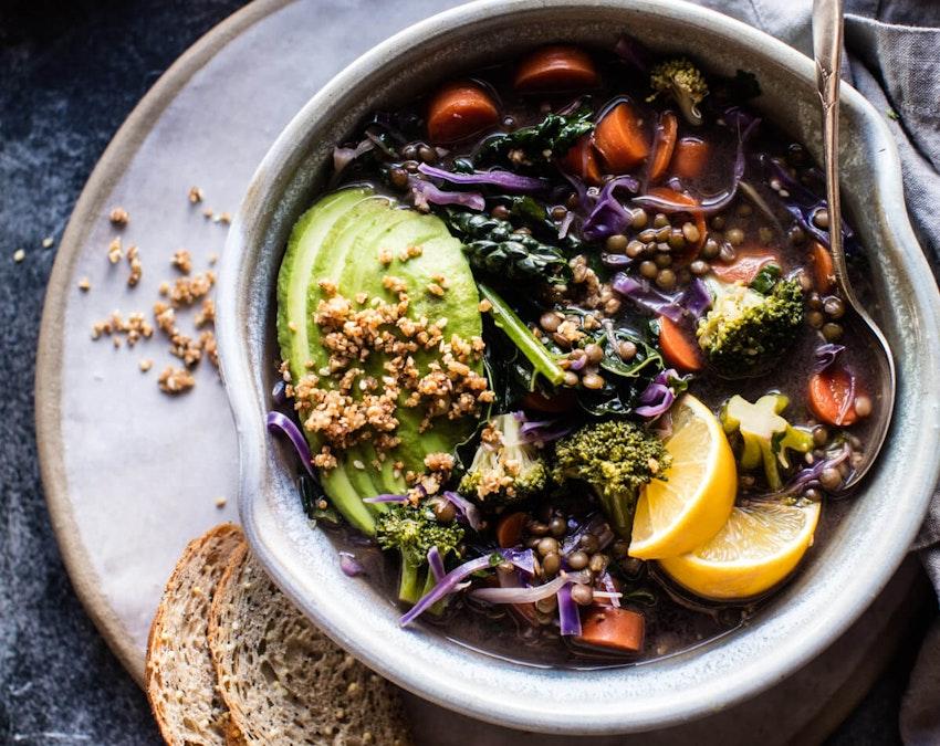 7 Detox Soups That Won't Derail Your Diet