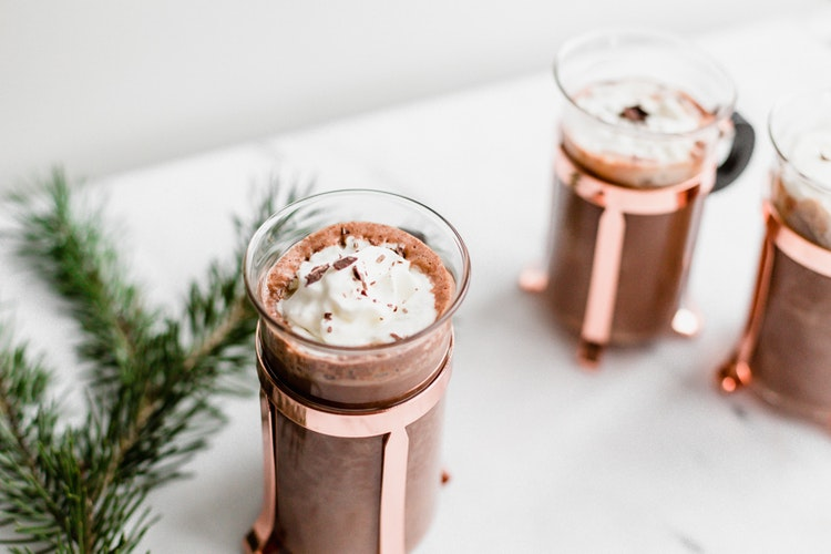 Boozy Mexican Hot Chocolate to Spice Up Your Winter