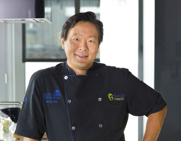 Video preview image - Ming Tsai