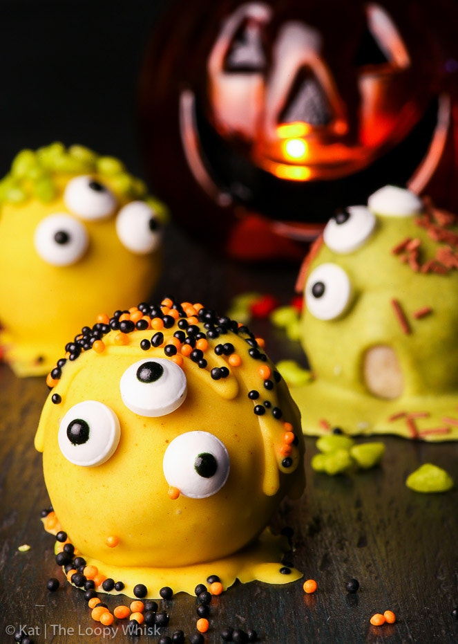 Monster Halloween Cake Balls 663Px 2