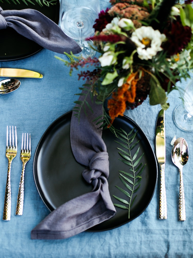 Moody Tablescape 16