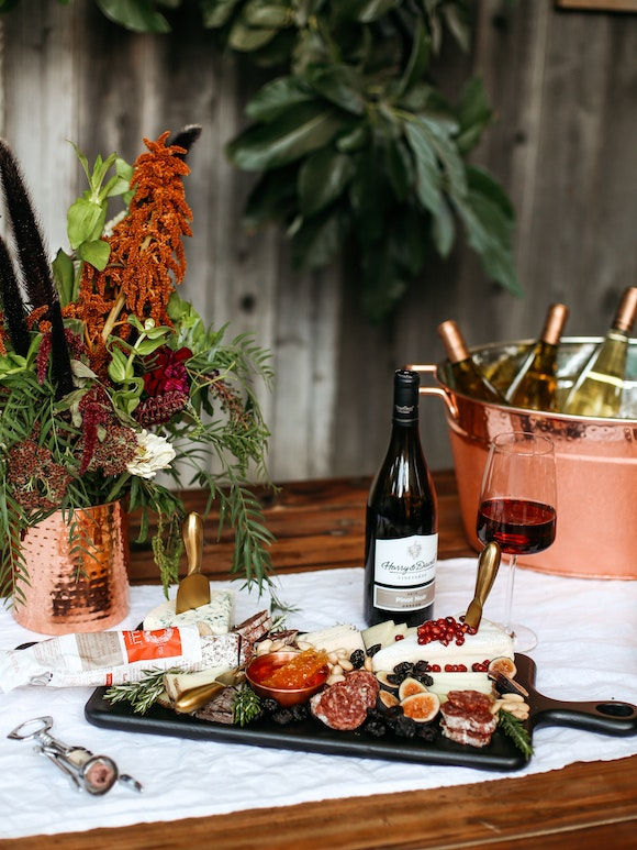 Moody Tablescape 21