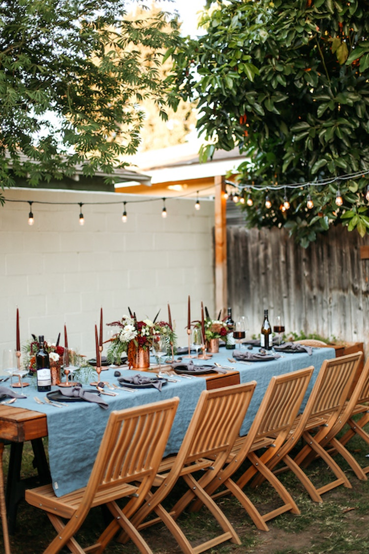 Moody Tablescape 29