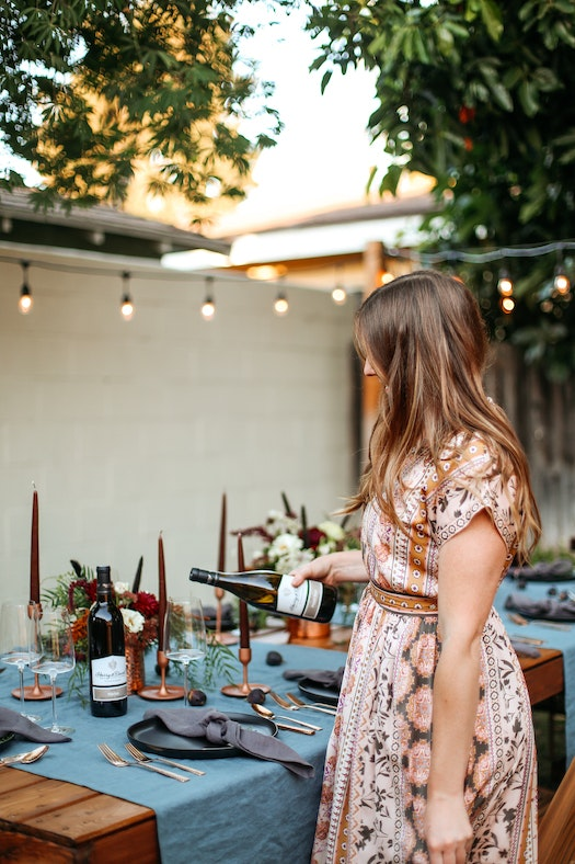 Moody Tablescape 30