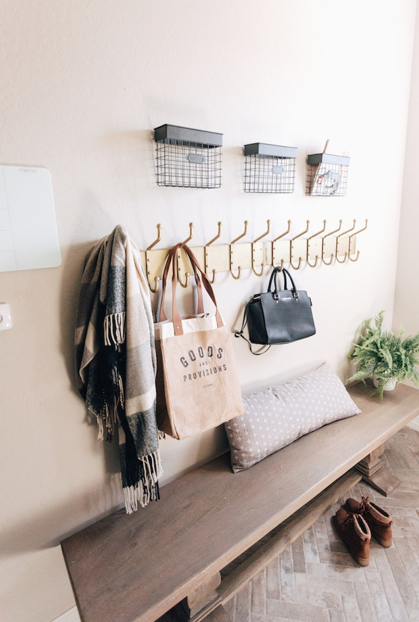 How to Organize Your Mudroom for Success