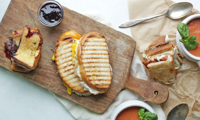 The Best Grilled Cheese Sandwiches Ever