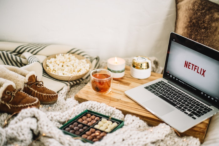 Everything You Need for the Perfect Cozy Netflix Afternoon