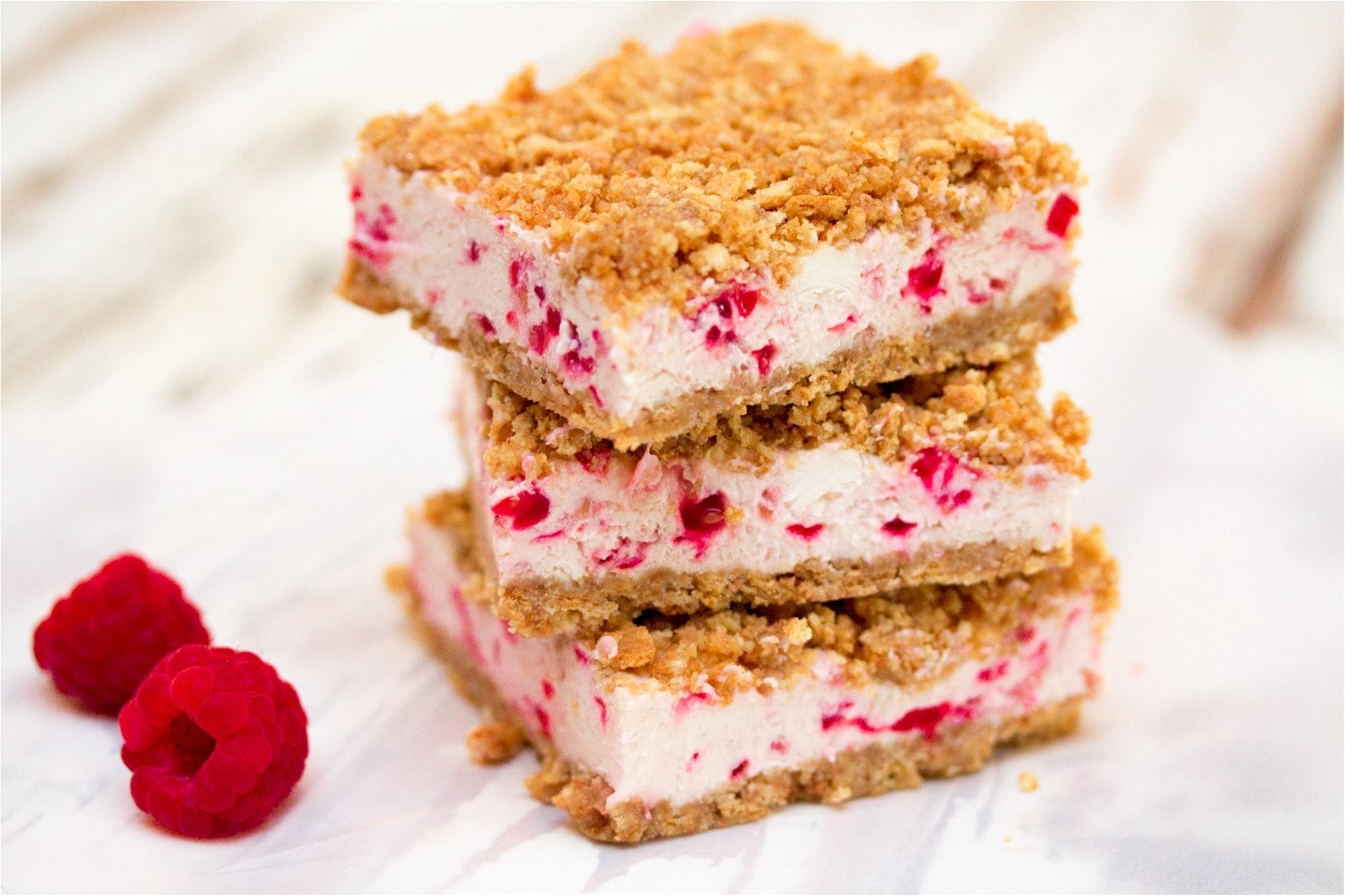 No-Bake-Raspberry-Cheesecake-Bars