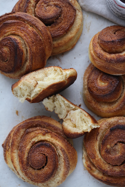 Norwegian Cinnamon Rolls Resize