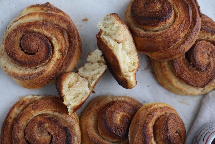 Classic Norwegian Cinnamon Buns