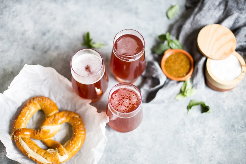 These Fall Shandies Are the Perfect Way to Celebrate Oktoberfest All Season Long