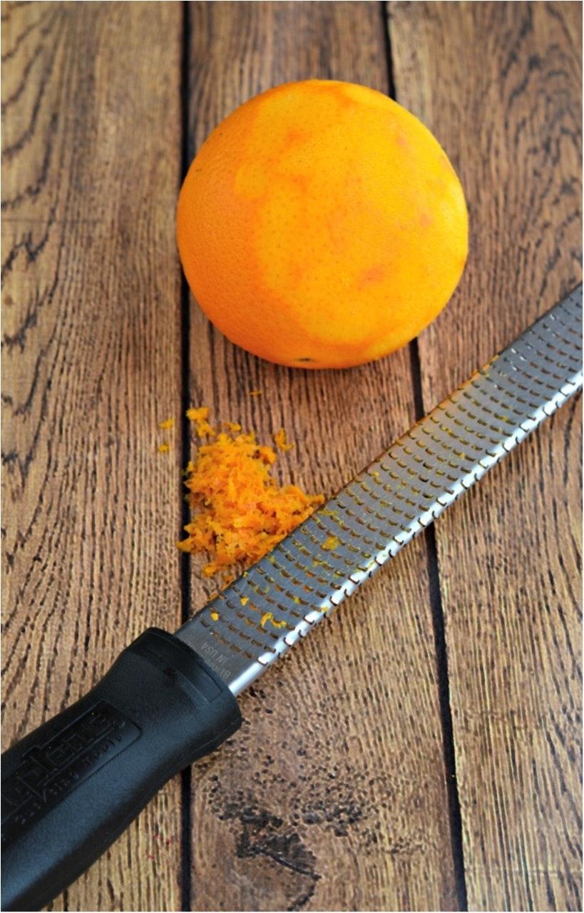Orange-Zester