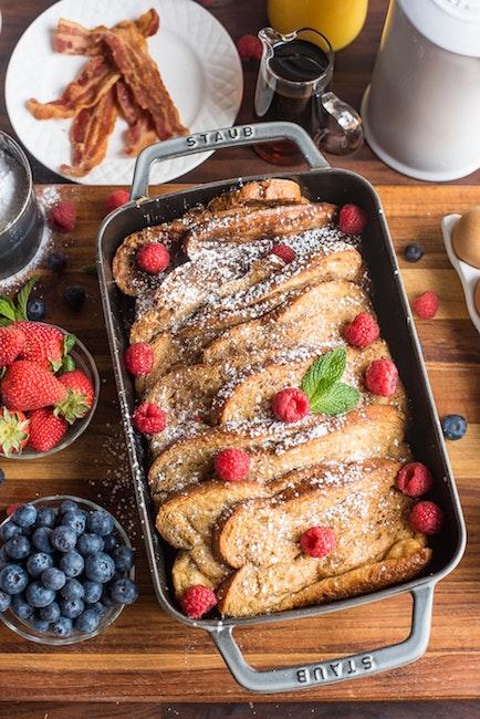 Overnight French Toast Bake 16