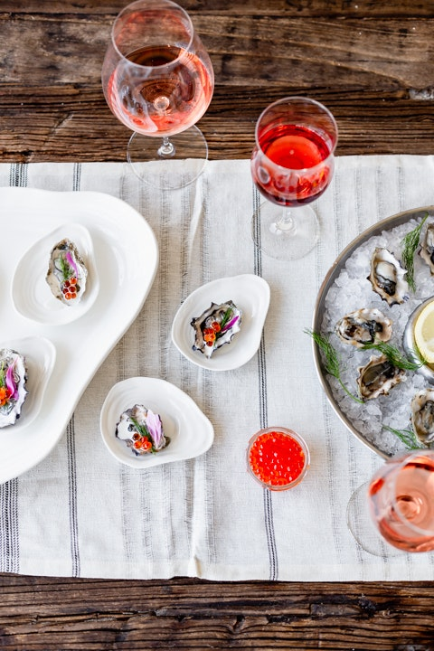 Oysters And Rose 15