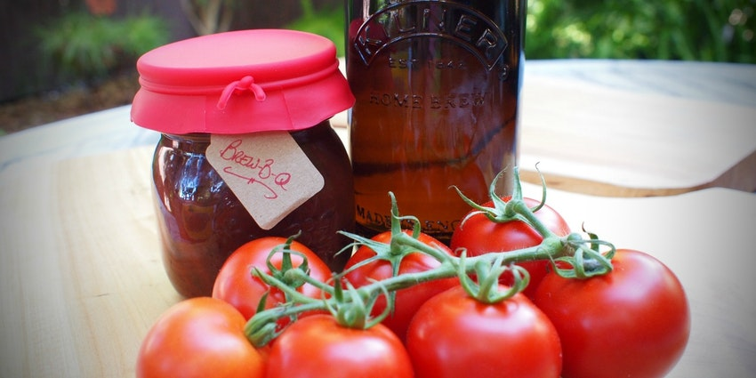 Homemade BBQ Sauce and Canning Tips & Tricks