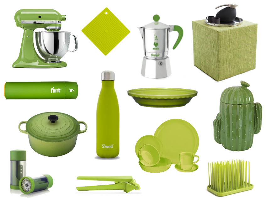 Pantone Color of the Year 2017: Greenery