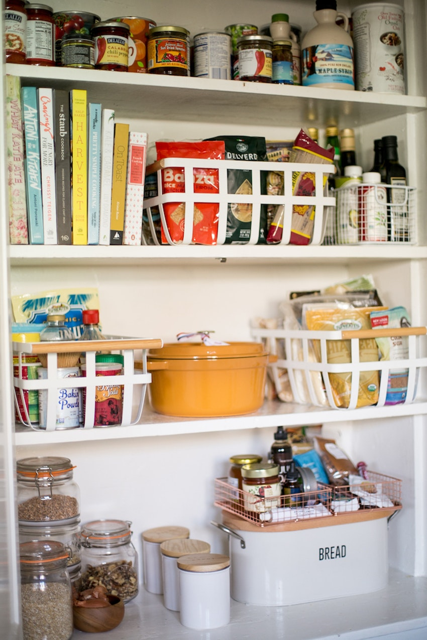 How to Keep Even the Smallest Pantry Organized