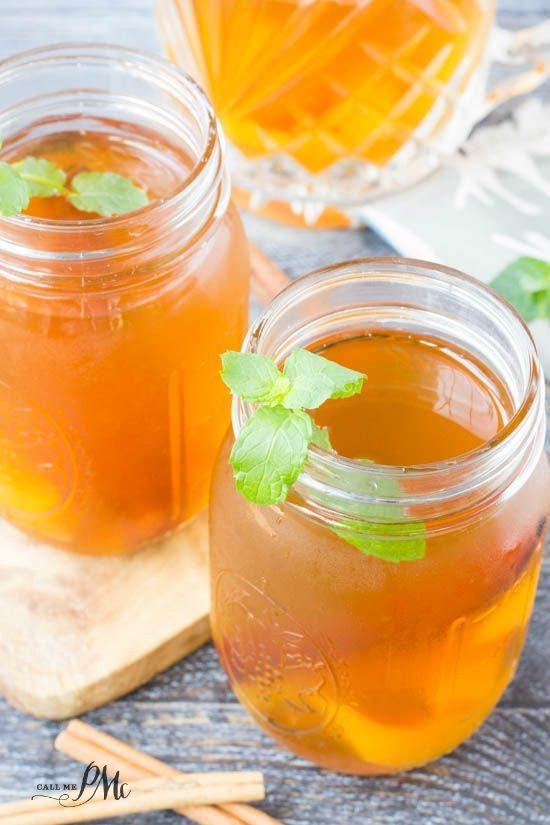 Peach Cobbler Moonshine Recipe