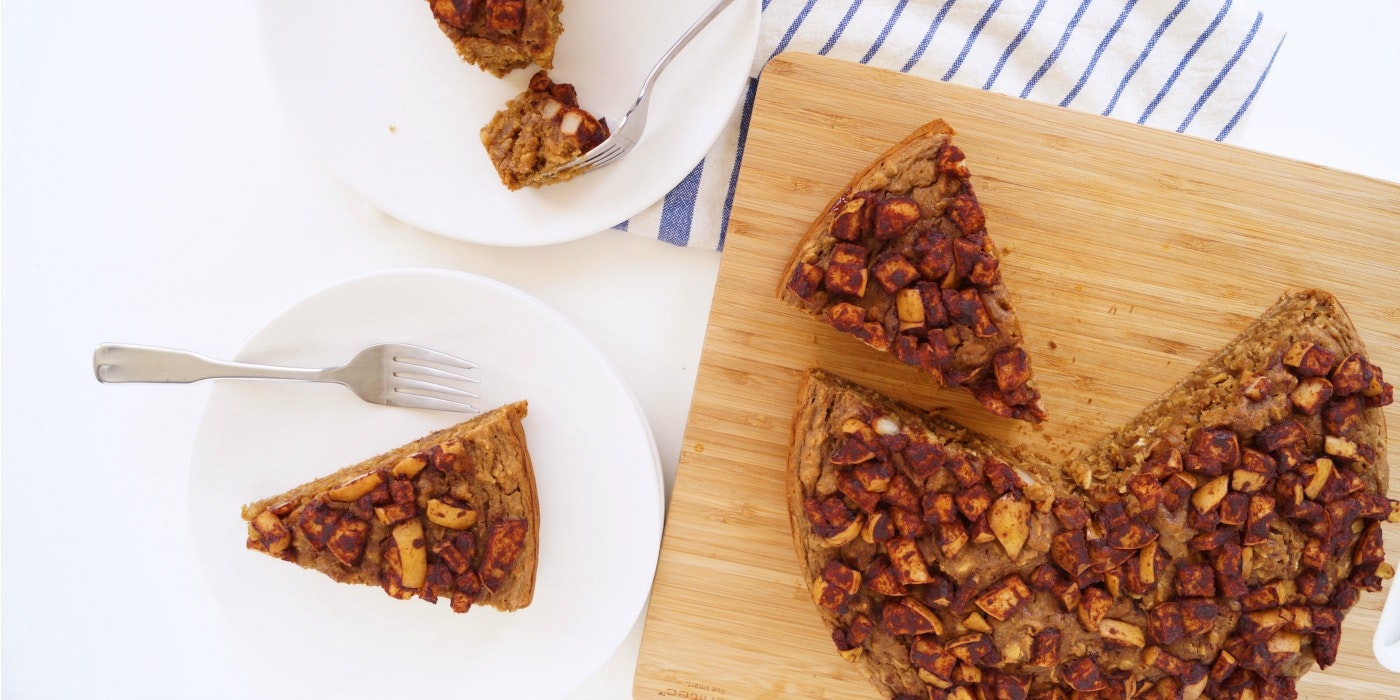 Seasonal Spotlight: Pear Coffee Cake