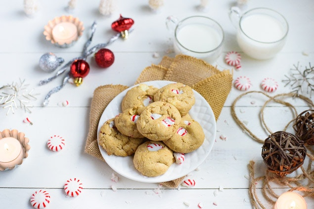 Peppermint Cookies 03