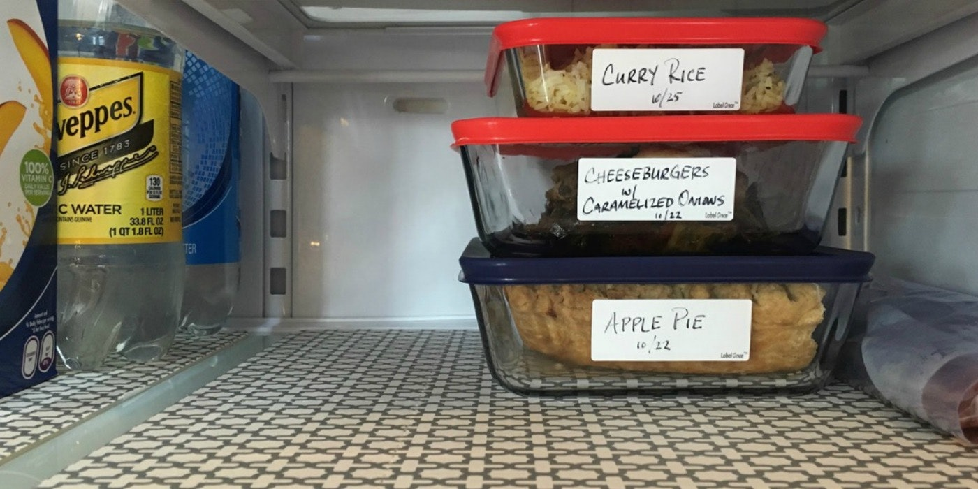 Get Organized: How to Organize Your Fridge