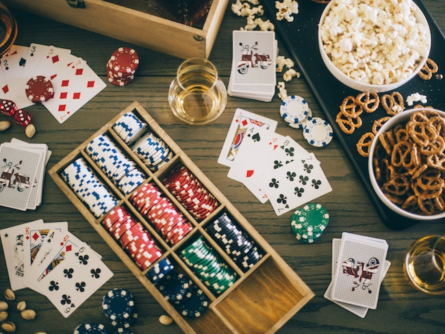 Poker Night at Home: A Favorite Holiday Tradition